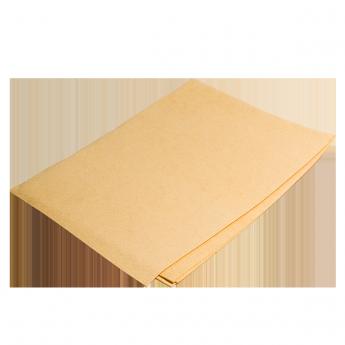 Замша 54х44 желтая — 1 шт.