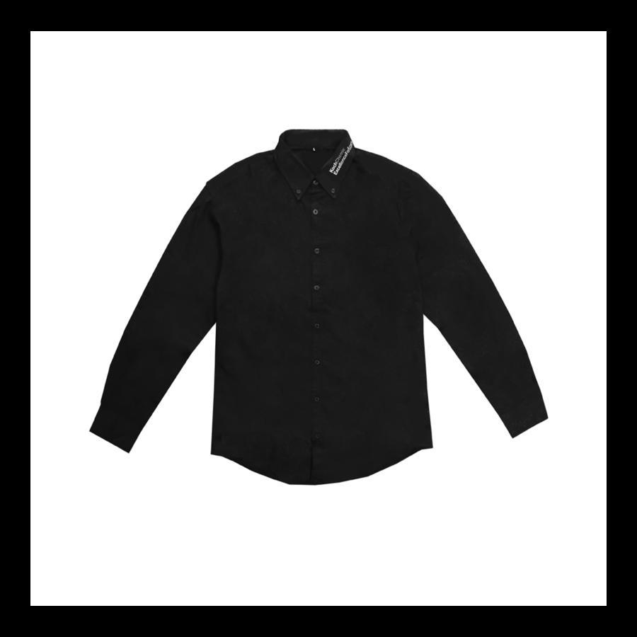 Рубашка цвет черный размер XXL 58793-XXL