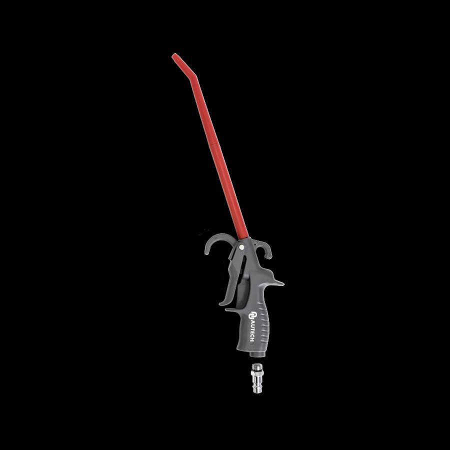 Пневмопистолет большой, длина курка 26 см. Au-607