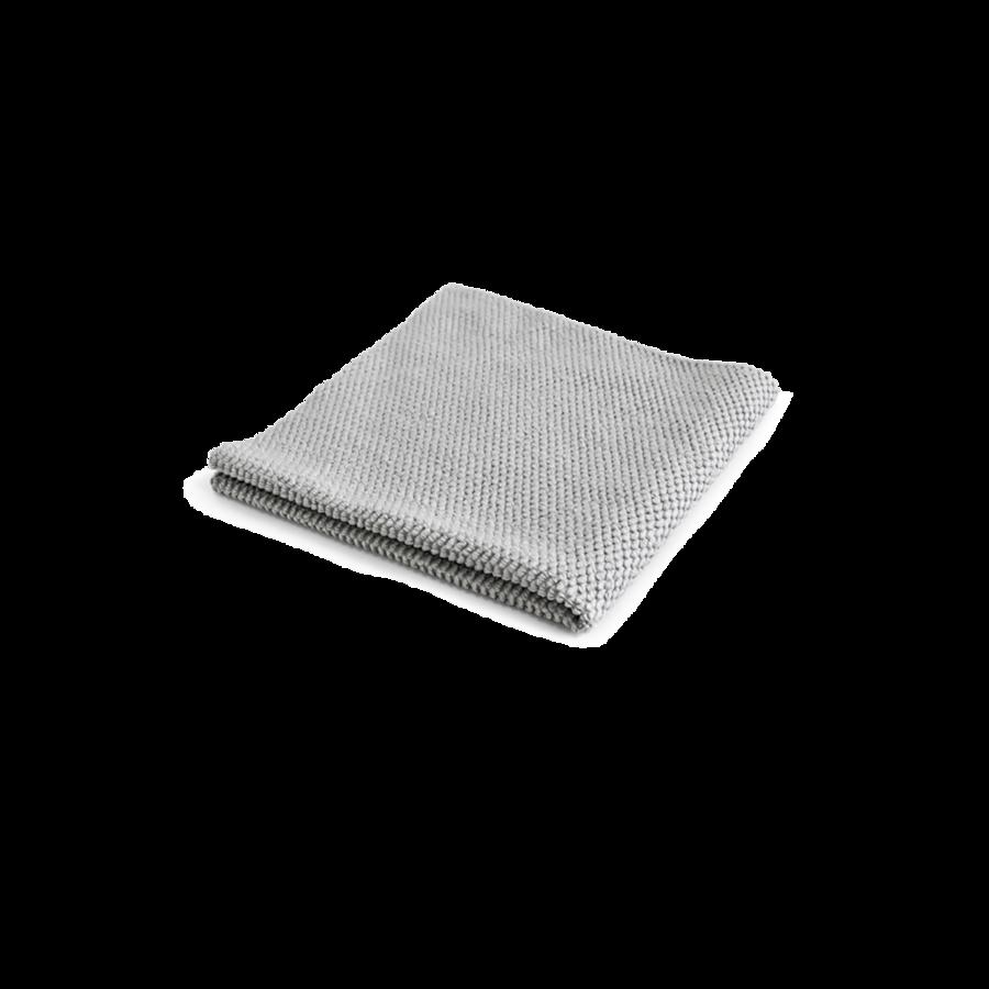 Rice Structure — Салфетка из микрофибры 40*40 см, серая, без оверлока, 290гр/м2, уп-ка 2 шт. Au-323